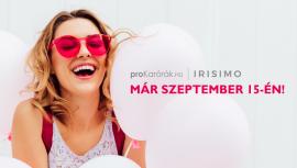 A proKarórák.hu IRISIMO-ra változik. Mire Számíthatnak a vásárlók?