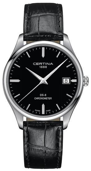 CERTINA DS-8 Chronometer C033.451.16.051.00