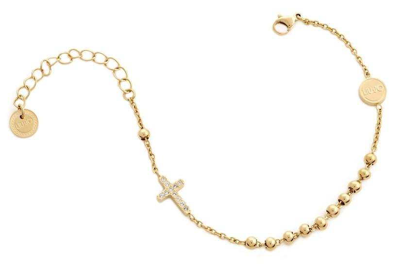 LIU JO Bracelet with cross LJ1459