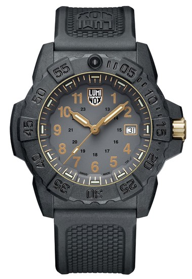 LUMINOX Navy Seal 3500 Series XS.3508.GOLD