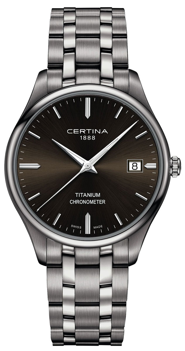 CERTINA DS-8 Chronometer C033.451.44.081.00