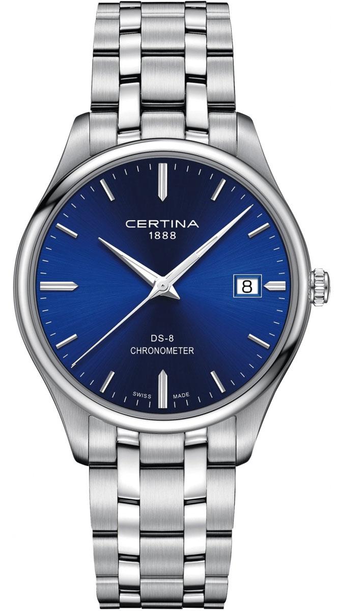 CERTINA DS-8 Chronometer C033.451.11.041.00