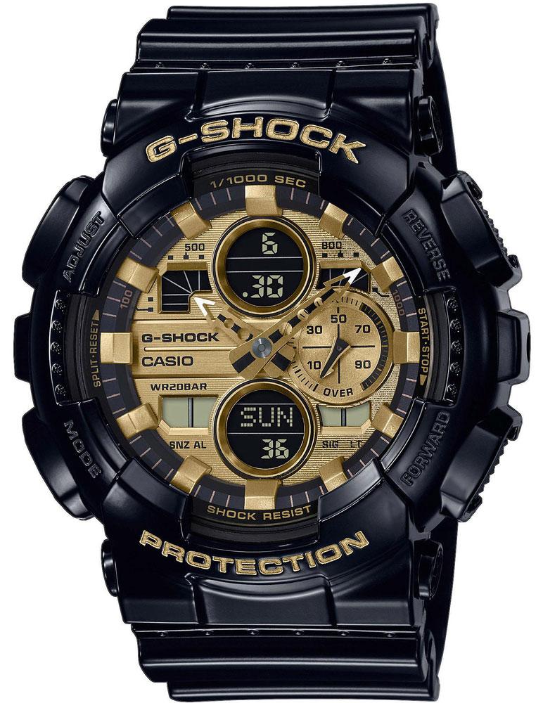 CASIO G-SHOCK G-CLASSIC GA-140GB-1A1ER