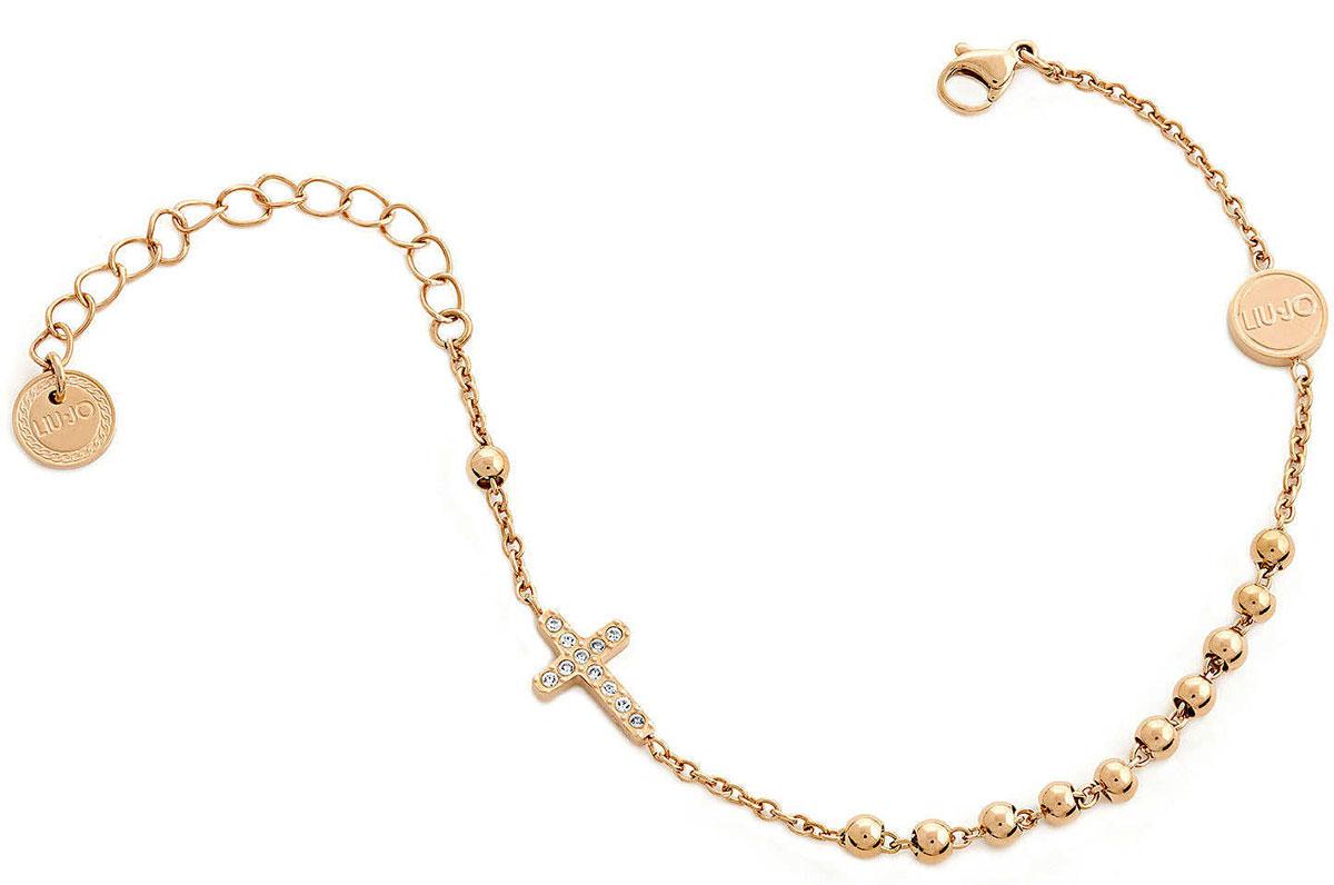 LIU JO Bracelet With Cross LJ1460